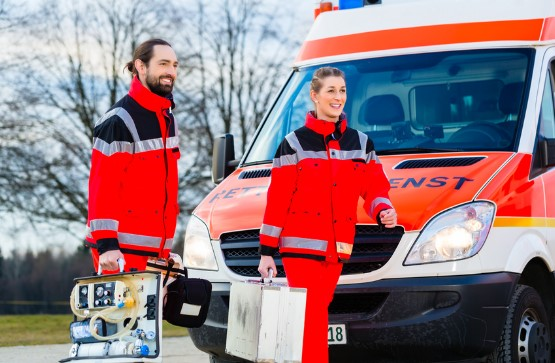 Rettungsschule Sachsen für Betriebssanitäter und Rettungssanitäter